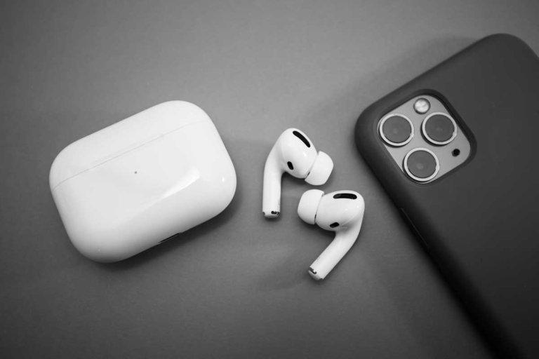 Apple AirPods Pro mit IOS 14 Iphone als Hörgerät